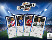 Super Trunfo - UEFA Champions League