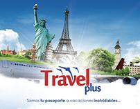 Travel Plus | Diseño Web