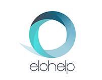 Naming e Logo para Aplicativo Elohelp