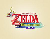 Layout - Campanha Zelda Wind Waker - Izzy Games