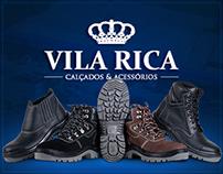 Vila Rica - Branding & E-commerce