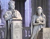 Saint Dennis Basilique in Paris