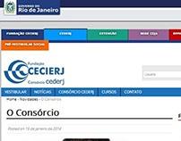 FUNDAÇÃO CECIERJ - Consórcio Cederj