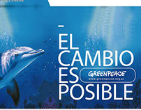 Marketing directo - Greenpeace
