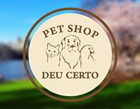 Branding - Pet Shop