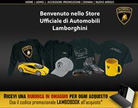 Lamborghini Email Marketing