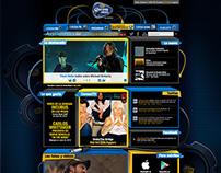 Corona Music Site