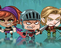 Battle of Littledom . Game Trailer