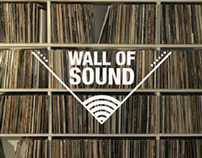 Wall of Sound / record store - Bar