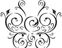 Reconstrução de logomarca - Juliana Machado