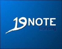19Note - Branding