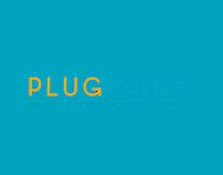 Criação de logotipo - PlugOnZ