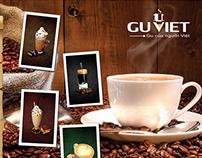 Gu Viet's menu coffee