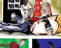 Projeto Quadrinhos I - Arte Final