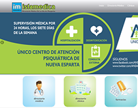 Responsive Web Design directory for medical Venezuela