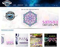 E-commerce | SpaceShip Viagens