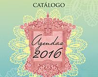 Catálogo de agendas Nehemías 2016