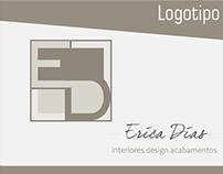 Logotipo Erica Dias