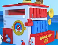 PANAMÁ AL MUNDIAL DE RUSSIA