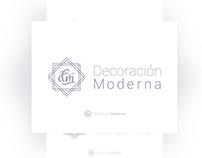 Decoración Moderna - LOGO