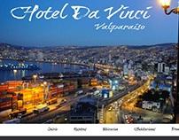 Hoteldavincivalparaiso.cl
