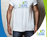 Mockup Camiseta - Adues