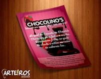 Panfleto - Chocolino's