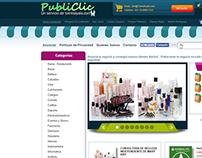Publi Clic - Publicidad
