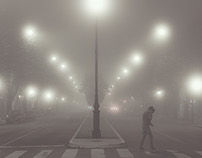 Dimanche brouillard