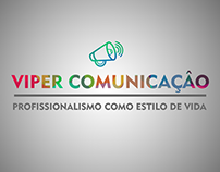 Viper Comunicação - Institucional / Papelaria / Web