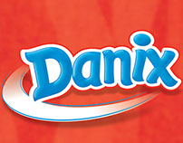 Biscoitos Danix
