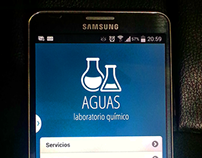 Web Mobile Laboratorio Aguas
