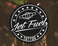 JetFuel Tattoo Shop logo