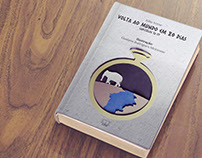 Diagramação do livro de Julio Verne