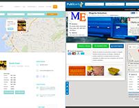 """Edição da """"Página da Empresa"""" em Template de Guia Local"""