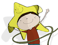 Ilustración Cómo atrapar una estrella