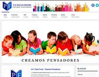 Portal U.E. Paulo Freire