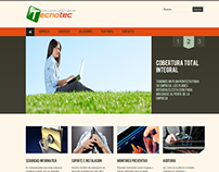 Website Tecnotec
