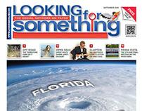 Periódico local, Florida, USA