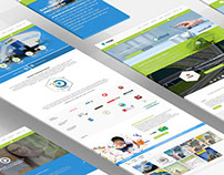 Mega Sistemas - Website