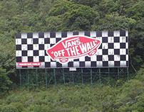Vans - outdoors