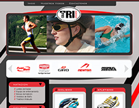 Web Design For Tristore Panamá