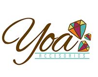 Yoa accesorios Logo