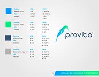 Manual Corporativo - Provita