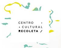 Centro Cultural Recoleta - Branding
