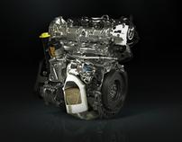 Fiat Multijet Diesel Engine