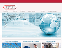 Site IMA Engenharia