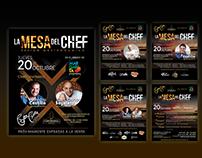 LA MESA DEL CHEF - Promo Campaign/Campaña Promocional