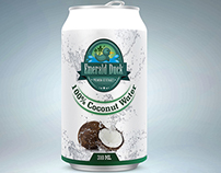 Coconut Can Design