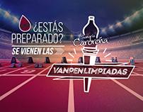 Temporada de Juegos olímpicos para RRSS